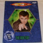 Doctor Who The Doctor Hardback Book Doctor Who Files 2006